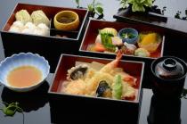 特製天ぷら弁当