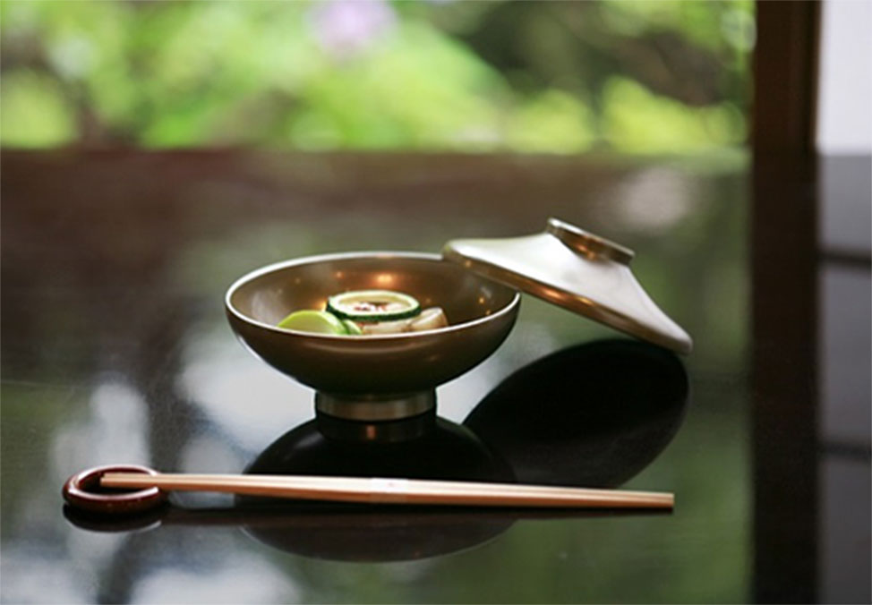 香川の食材を使った和食